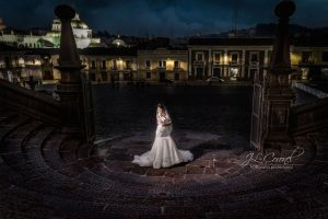 sesión fotográfica de novias